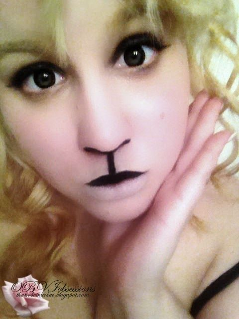 sheep makeup ideas