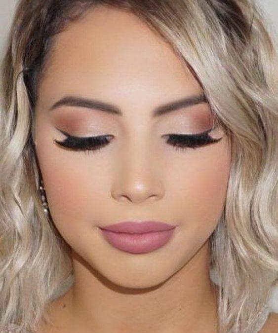 Makeup trends : Best simple bridesmaid makeup ideas