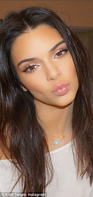 natural makeup ideas for brown eyes