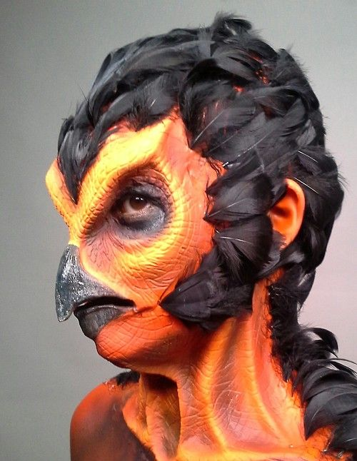 sfx makeup ideas ok for school