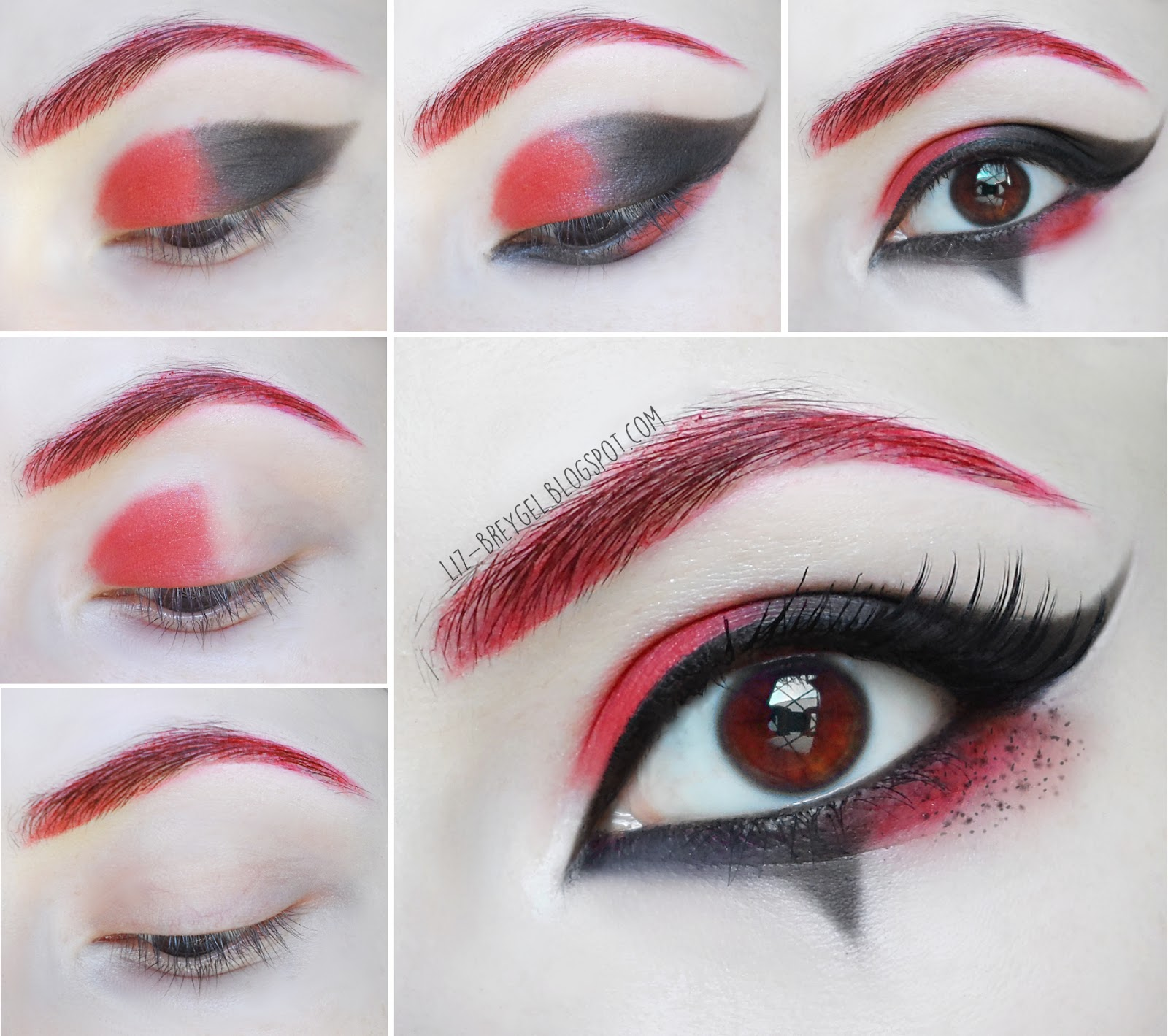 shemale cosplay makeup ideas