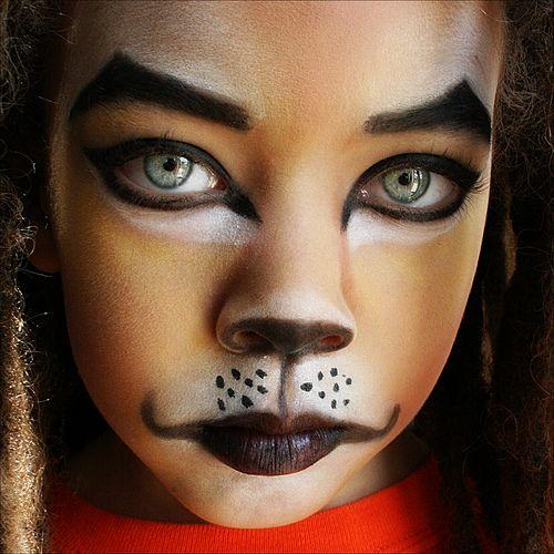 simba makeup ideas