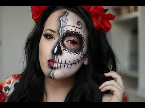 makeup ideas for day of the dead
