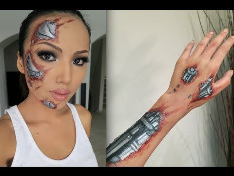 sfx arm makeup ideas