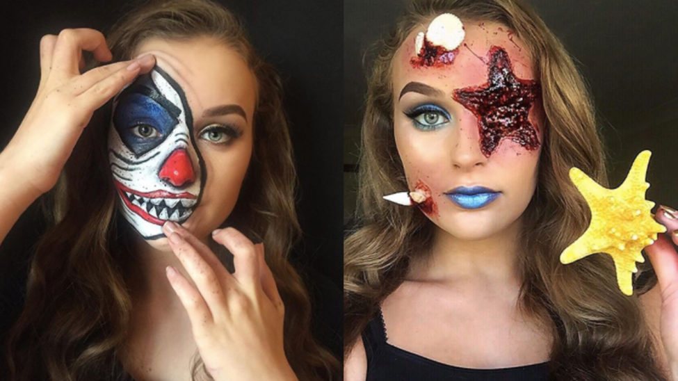 sfx makeup ideas for school