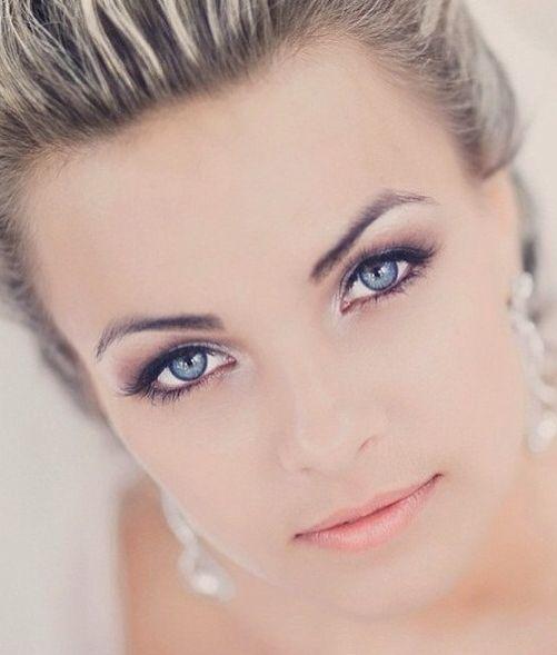 Makeup trends : Best wedding makeup ideas for blue eyes