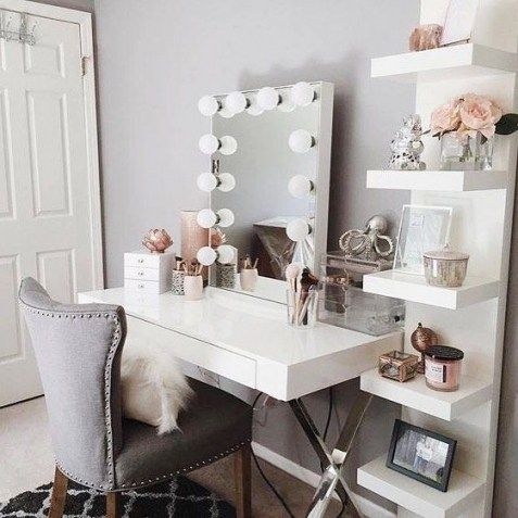 Ideas : Top makeup desk decor ideas