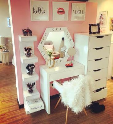 Ideas : Top makeup table ideas for bedroom