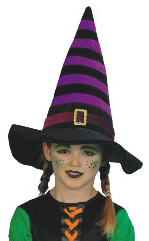 witch makeup ideas for little girl