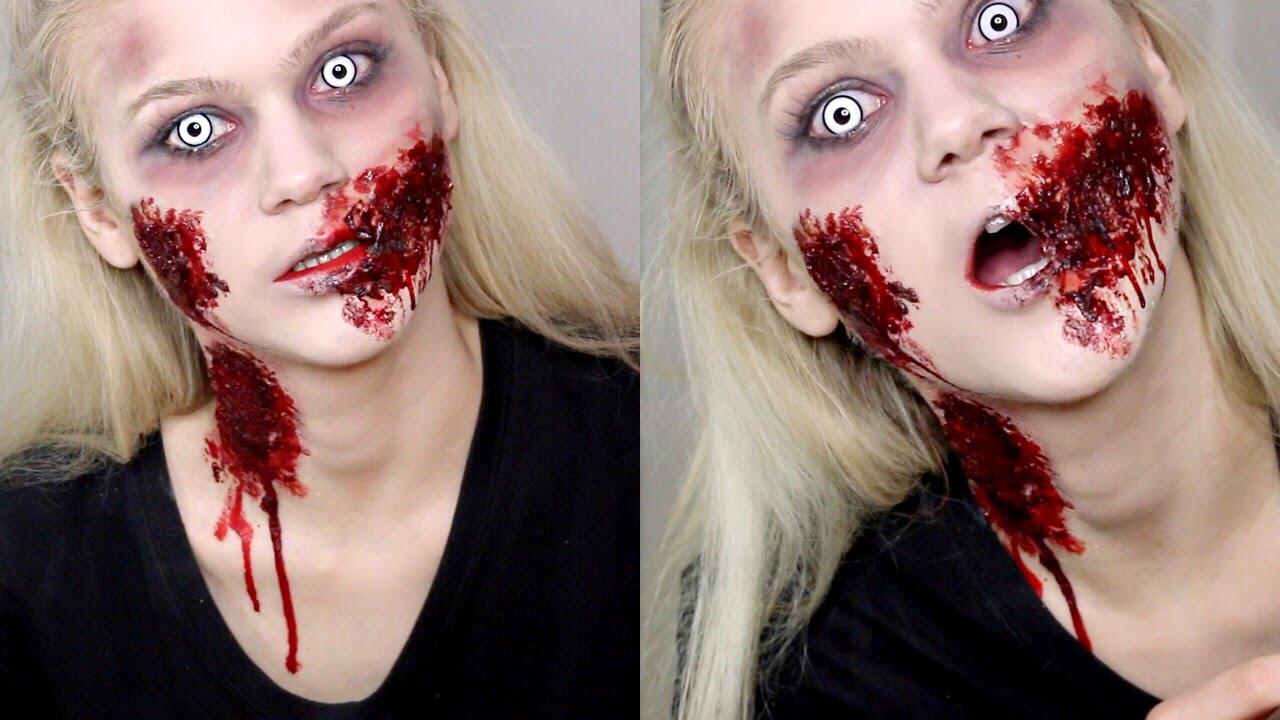 sfx makeup ideas to wear to school
