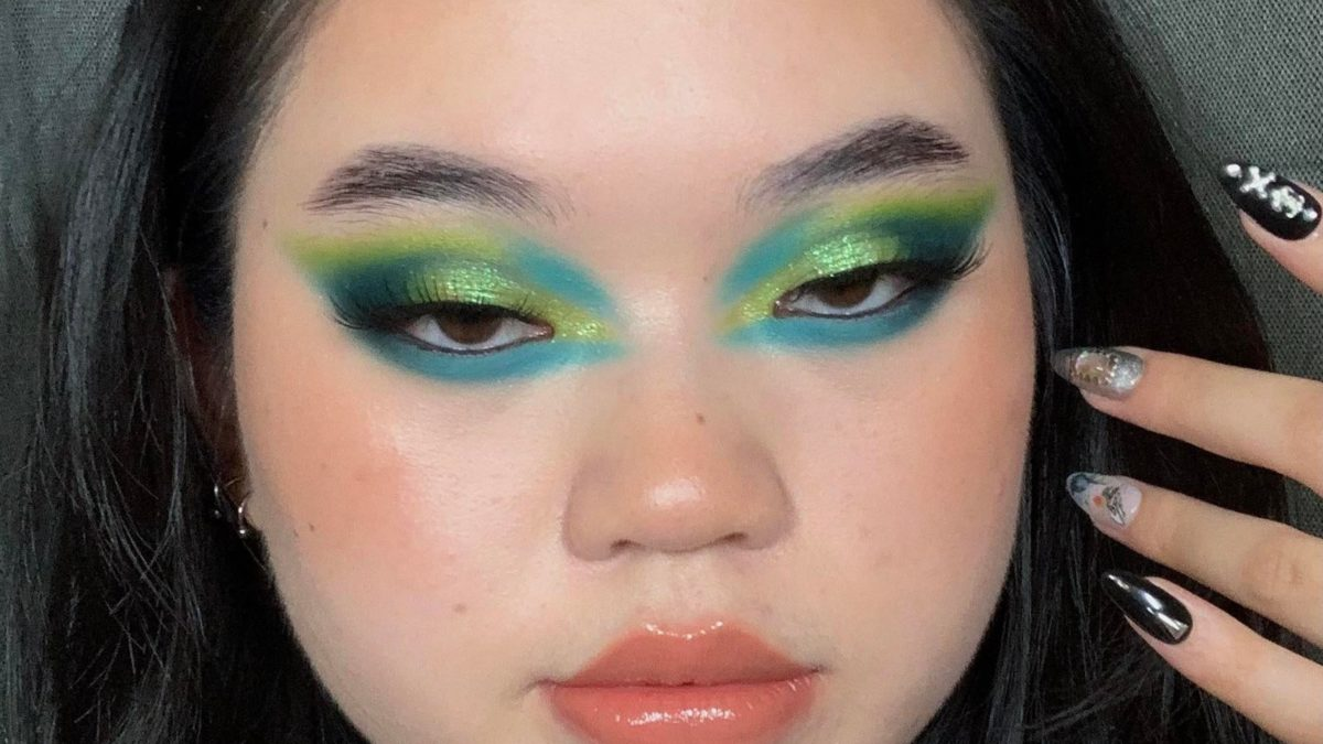 Playing with the new Kaleidos x Angelica Nyqvist Club nebula palette