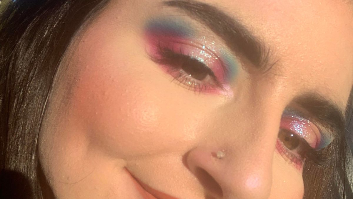felt magical with this look!  💖✨