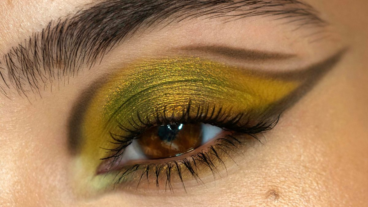 Graphic liner ☢️